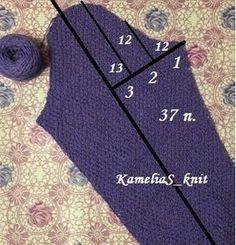 Secret of an ideal okat of a sleeve // Victoria Ulman Knitting Basics, Knitting Paterns, Crochet Stitches Patterns, Knitting Stitches, Hand Knitting, Stitch Patterns, Japanese Sewing Patterns, Crochet Sunflower, Free Sewing