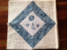 working on a new quilt all made in the hoop applique and quilted in the hoop