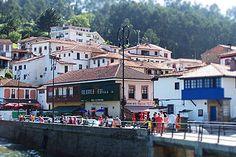 puerto de Tazones Villaviciosa Asturias