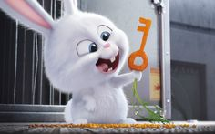 snowball the secret life of pets