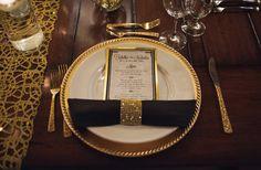 "escort cards for a great gatsby wedding   Una boda inspirada en ""El Gran Gatsby"""
