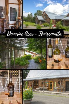 Domaine Acer - Temiscouata Glamping, Bas Saint Laurent, Long Week-end, Road Trip, Belle Villa, Parc National, Acer, Information, Guide