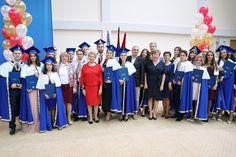 Первый выпуск бакалавров кампуса МГИМО