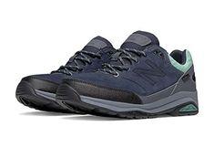 7ff5b5795e3 New Balance Womens 1300v1 Trail Women s Walking Shoes Shoe Grey 85 2E US     Be