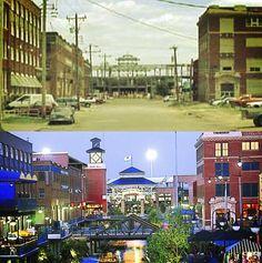 Oklahoma City, Bricktown