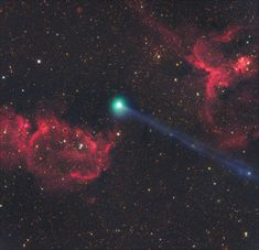 Comet C / 2014E2 Jacques IC1848 / IC1805 by Gerald Rhemann Aug2014