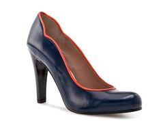 SHOE Auburn Orange - Marc by Marc Jacobs Piped Pump - only $99.94 at DSW.  Not sure anyone in the North would appreciate how wonderful these are.