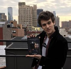 Brandon Flynn or Justin Foley from 13 reasons why... either way you're amazing!!!