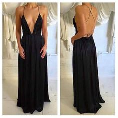 Spaghetti Straps Prom Dress,Sexy Prom Dress,Simple Prom Dress ,Backless Prom Dress,Custom Prom Dresses ,Evening Dresses, Prom Dresses,Long Prom Dress, Party Prom Dress,PD0060