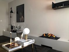vosgesparis: An electric fireplace for my home   Dimplex Optimyst