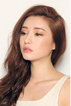 Park sora makeup
