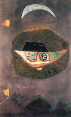 Mask with Moon 1938 Vajda Lajos Find Art, Modern Art Paintings, Oil Paintings, Oil Painting Reproductions, Art Oil, Lovers Art, Street Art, Abstract Art, 21st Century