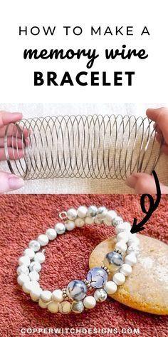 Making Bracelets With Beads, Diy Bracelets Easy, Bracelet Crafts, Handmade Bracelets, Jewelry Crafts, Colorful Bracelets, Make Your Own Bracelet, Homemade Jewelry, Diy Jewelry Making