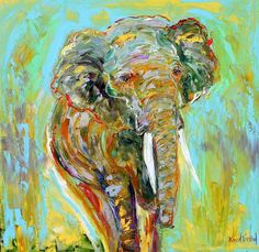 Elephant, by Karen Tarlton