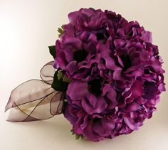 bold_sunny_purple_wedding_bouquets_flowers