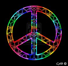 Peace by on DeviantArt Hippie Peace, Hippie Love, Hippie Art, Hippie Style, Peace On Earth, World Peace, Peace Love Happiness, Peace And Love, Peace And Harmony
