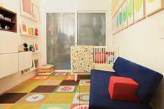 Home Design and Interior Design Gallery of Baby Room Inspiration Design