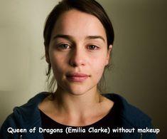 Khaleesi? Still beautiful!
