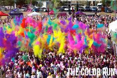 The Color Run is going down in the heart of Philadelphia, July 8