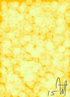 Amarelo no Infinito.