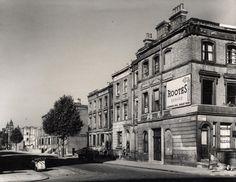 Rackham Street • Junction with Ladbroke Grove • 1950