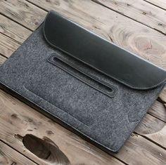 Surface Pro 4 Sleeve | GENTLE RAIN | Handmade | Made to Order |