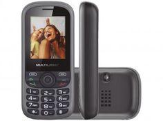 Celular Multilaser Up P3292 Dual Chip - Câmera Integrada MP3 Player Rádio FM