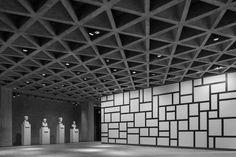 Louis I. Kahn, Xavier de Jauréguiberry · Yale University Art Gallery