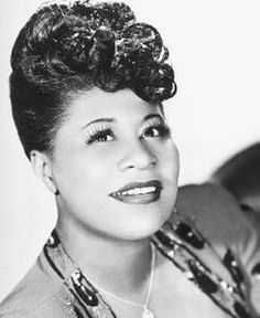 """Ella Fitzgerald """"First Lady of Song"""" and the """"Queen of Jazz"""""""