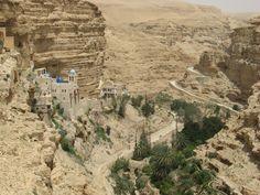 St. George's Monastery, Wadi Qelt (Vetaretus-6)