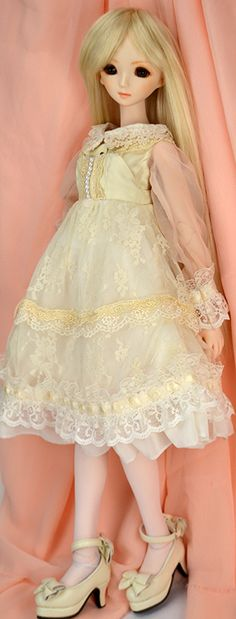 Misha dress set w/Parabo 47cm body