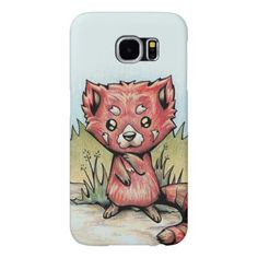 Cute Animal:  Red Panda Samsung Galaxy S6 Case - baby gifts child new born gift idea diy cyo special unique design