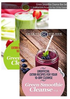 Green Smoothie Cleanse Box Set: Unofficial Extra Recipes For Your 10-Day Cleanse