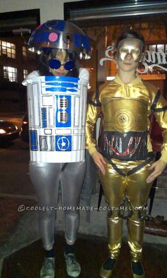 R2d2 And C3po Costumes R2d2 Costume on Pinter...