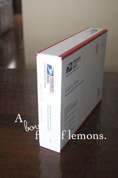 A bowl full of lemons.: How to make Magazine storage boxes. Diy Storage Boxes, Card Storage, Craft Room Storage, Paper Storage, Craft Rooms, Storage Ideas, Clutter Organization, Paper Organization, Organizing