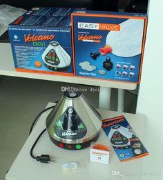 2016 New Volcano Digital Vaporizer Storz & Bickel W/ Easy Valve Free Santa Cruz Grinder Volcano Vaporizer W/ Easy Valve Starter E Cig Starter Kits Uk E Cig Starter Packs From Daryo123, $221.11| Dhgate.Com