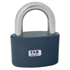 Zámok FAB 30H 52 mm, visiaci, 3 kľúče, Hardened Personalized Items