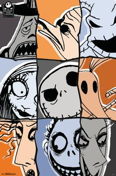 Tim Burton Kunst, Tim Burton Art, Christmas Paintings, Christmas Art, Christmas Wedding, Halloween Wallpaper Iphone, Iphone Wallpaper, Wallpaper Mundo, Nightmare Before Christmas Drawings