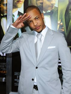 """T.I.  The good deed: Talked a suicidal man off a ledge   In 2010, T.I. talked a suicidal man out of jumping off the top of a 22-story Atlanta building. """"Something in my heart just said, 'You need to help,'"""" the rapper told PEOPLE after hearing about the man on the local radio station. T.I. videotaped a message to the distraught man, saying, """"Nothing is that bad. Nothing in life is worth taking your life. I'm here to help you. Please come down to talk to me."""" He did..."""