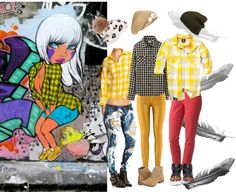 """Fafi Inspired Set #2 for @DrizzyShake"" by jesenia on Polyvore"