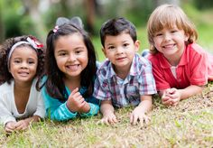 """Na primeira infância, é essencial cultivar as """"habilidade para a vida"""", ou socioemocionais: perseverar, conviver em grupo, lidar com emoções (foto: Smart Start of Meck)"""