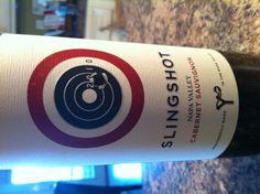 Slingshot Cab Sauv from Napa 2010 Med price. A delicious wine and a great gift.