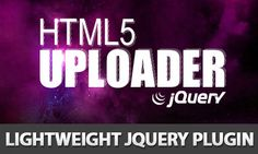 How To Use HTML5 and jQuery To Upload Files
