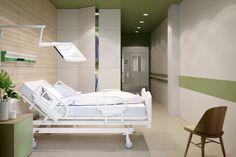 #DesignBureauDeSense #SaintPetersburg #MedicalCenter #Ward #Colours #green #white #light #lamp #lightstar #Centrsvet #chair #Cosmorelax #bed #IKEA #sofa #armchair #table #raroom  #tikkurila #simphony
