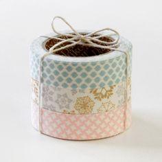 Snowflake - Fabric Tape Box Set from omiyage.ca
