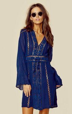 Kingdom Mini Dress