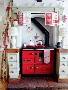 english country, cottage, interior, decor, home decor, kitchen