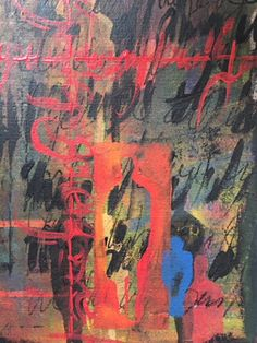 Visual Poetry and Asemic Writing: The Right of Writing (Cheryl Penn)