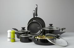 Bella 10-pc. aluminum nonstick cookware set 782-1606 #HomeATJCP