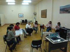 Curso de Cuidador de Idosos para equipe de Caxuana - Agosto/2013